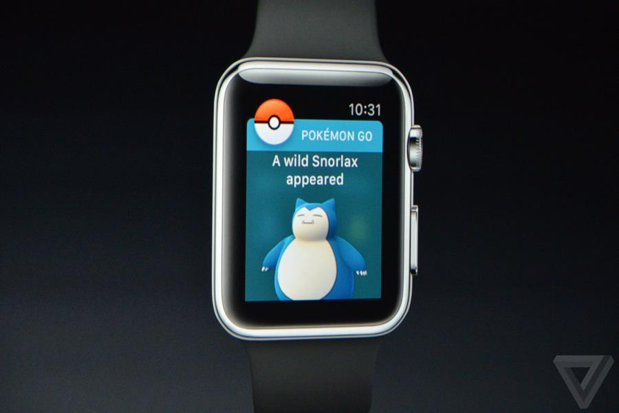 pokemon-go-apple-watch-1 Pokémon GO: jogo terá app para smartwatch da Apple