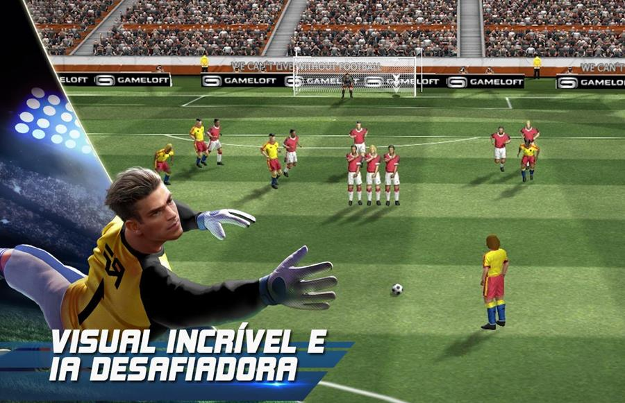 real-football-2016-gameloft-android-apk-download-ios-1 Gameloft relança Real Football como um jogo leve e OFFLINE para Android