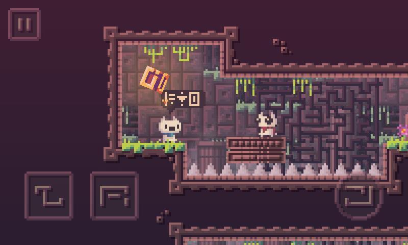reed-android-game-1 Reed é um jogo OFFLINE de plataforma que promete te irritar muito (Android)