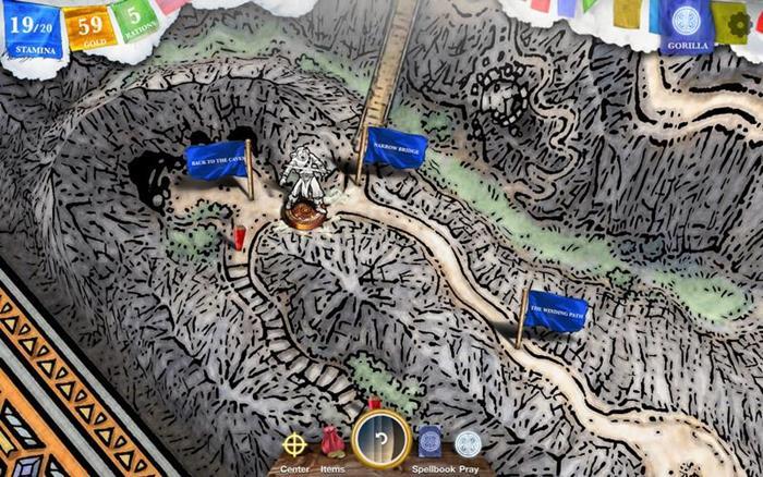 sorcery-4-ios-android Melhores Jogos para iPhone e iPad da Semana #38 de 2016