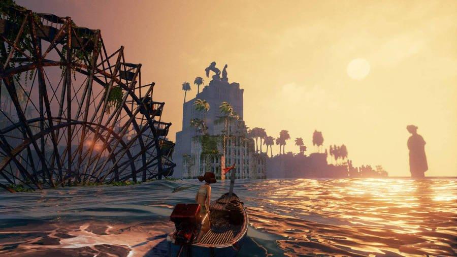 Submerged chega ao iPhone e iPad com requisitos altos