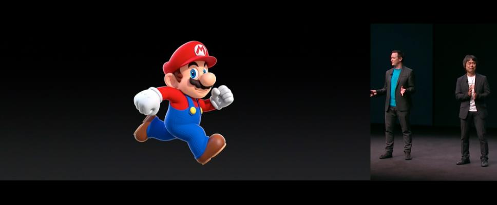 super-mario-run-android-ios-game-1 Super Mario Run: Jogo do Mario para Android e iOS aparece na apresentação do iPhone 7