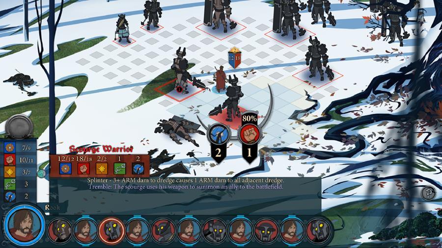 the-banner-saga-2-2 30 Melhores Jogos RPG OFFLINE para Android e iOS