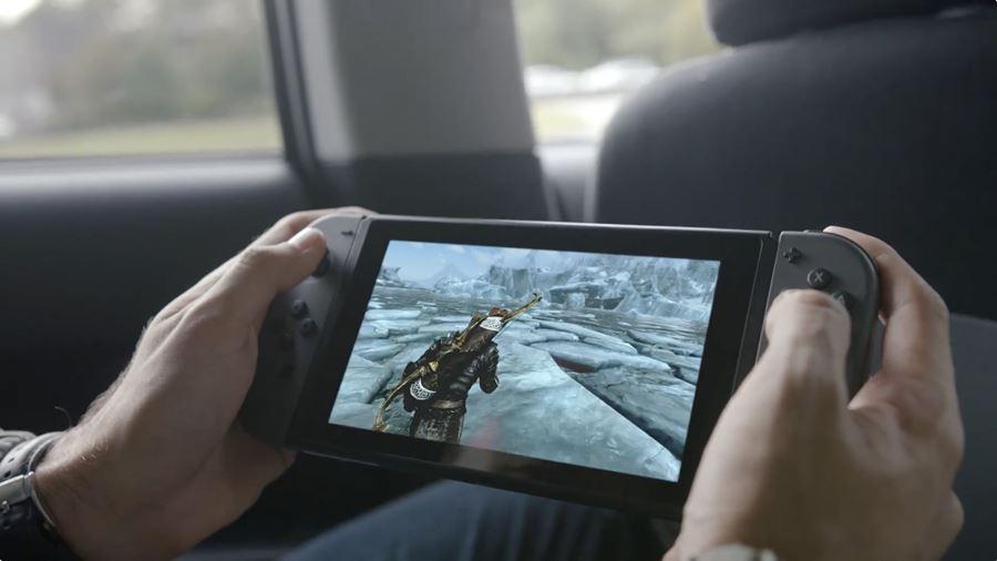Nintendo-switch-especificacoes Nintendo Switch: vazam possíveis especificações do portátil
