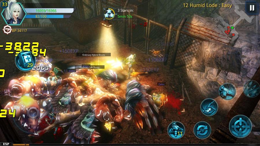 broken-dawn-trauma-android Broken Dawn:Trauma é mais um game da série Alien Zone (Android)