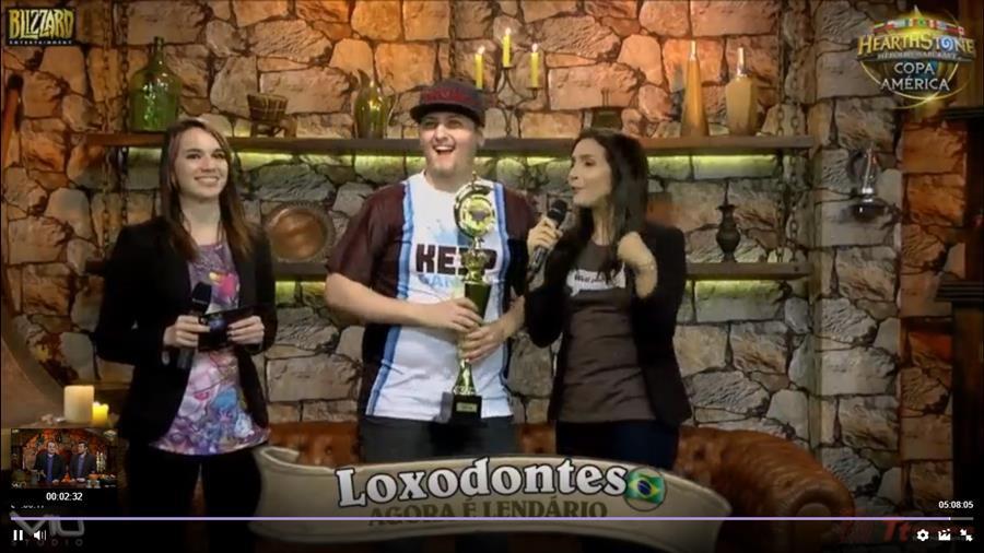 campeao-copa-america-hearthstone-2016 Loxodontes é o grande campeão da Copa América de Hearthstone 2016