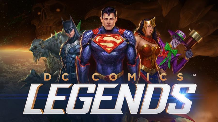 dc-comics-legends-android-ios-lancamento DC Legends: veja como baixar o APK do jogo no seu celular