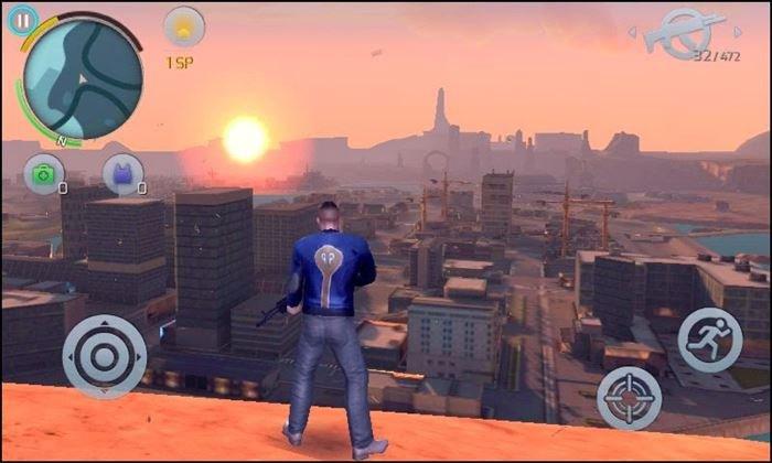 gangstar-vegas-mundo-aberto-android-ios 5 Jogos Grátis e OFFLINE parecidos com GTA para Android