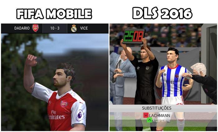 graficos-fifa-mobile-dls-2016-android-ios FIFA Mobile x DLS 2016: veja qual é o melhor jogo de futebol