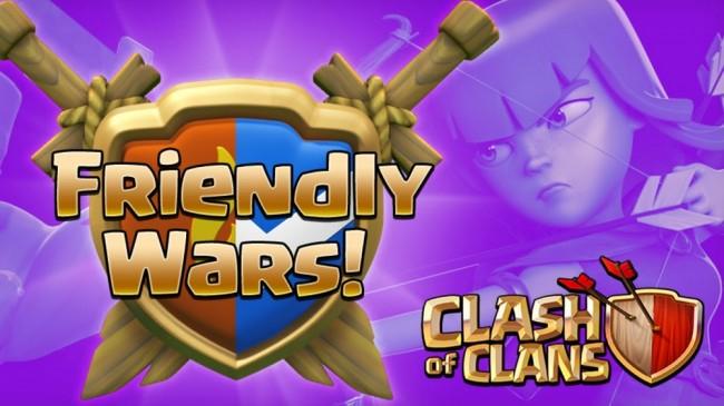 guerra-amistosa-clash-of-clans Clash of Clans: tudo sobre a nova atualização de outubro de 2016