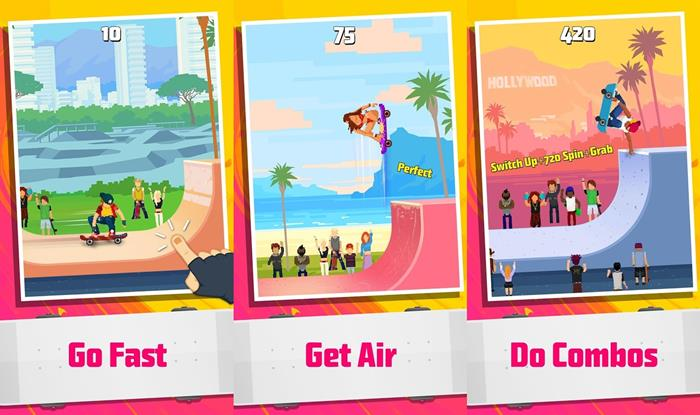 halfpine-skate-game-android-apk Melhores Jogos para Android da Semana #41 de 2016