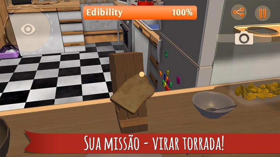 i-am-bread-jogo-android-ios I am Bread é um jogo para Android e iOS onde você é um PÃO