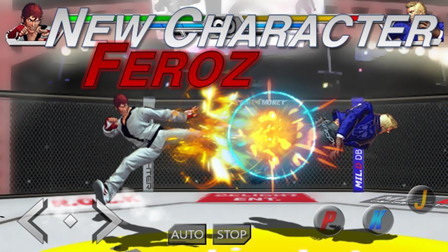 infinity-fighter-android-apk-game Infinite Fighter é um jogo de luta com controles criativos