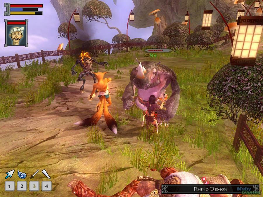 jade-empire-iphone-game Jade Empire: clássico da Bioware chega também ao Android