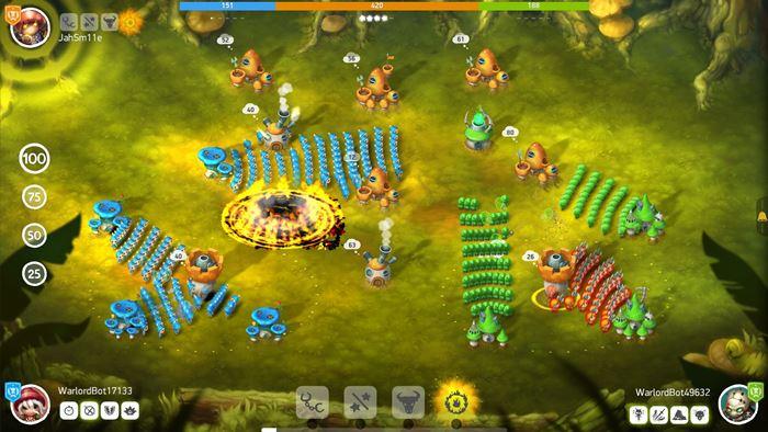mushroom-wars-2-iphone-ipad Melhores Jogos para iPhone e iPad da Semana #41 de 2016