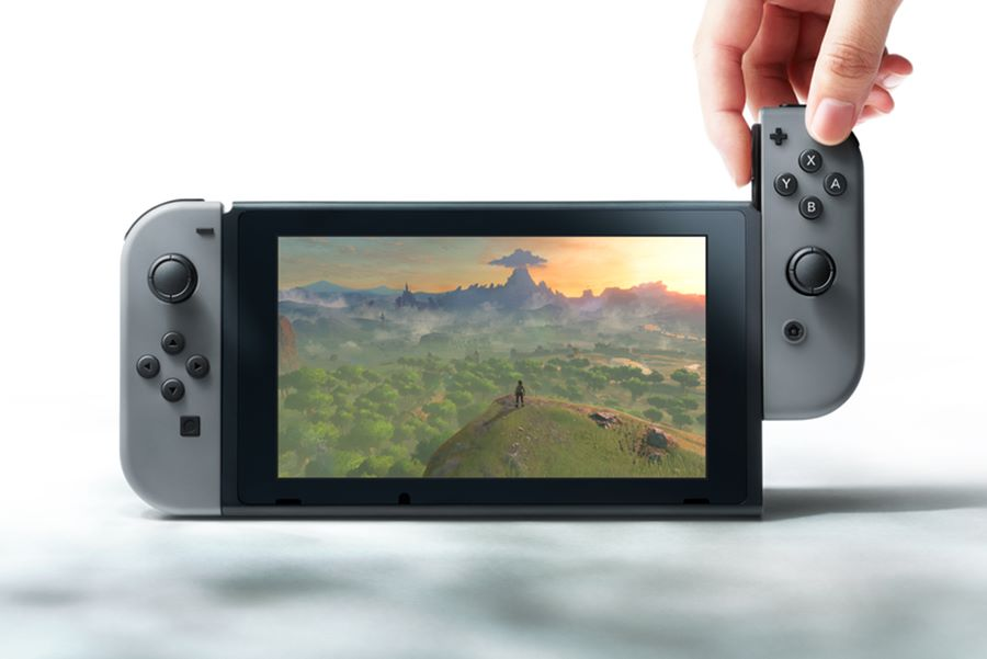 "Nintendo Switch revelado: ""Tablet"" tem hardware da Nvidia"