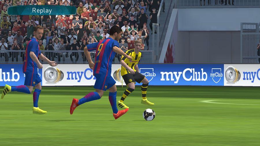 pes-2017-mobile-celular-android-ios PES 2017 Mobile: primeiras impressões do novo jogo de futebol (Android e iOS)