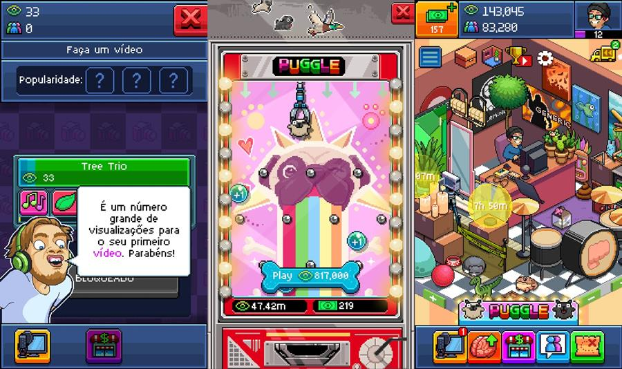 pewdiepie-tube-simulator-android-apk-ios-2 PewDiePie's Tuber Simulator é mais um game para Android do famoso youtuber