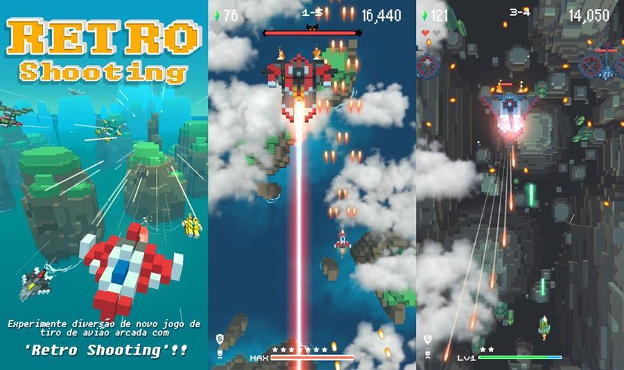 retro-shooting-android-apk-game Melhores Jogos para Android da Semana #40 de 2016