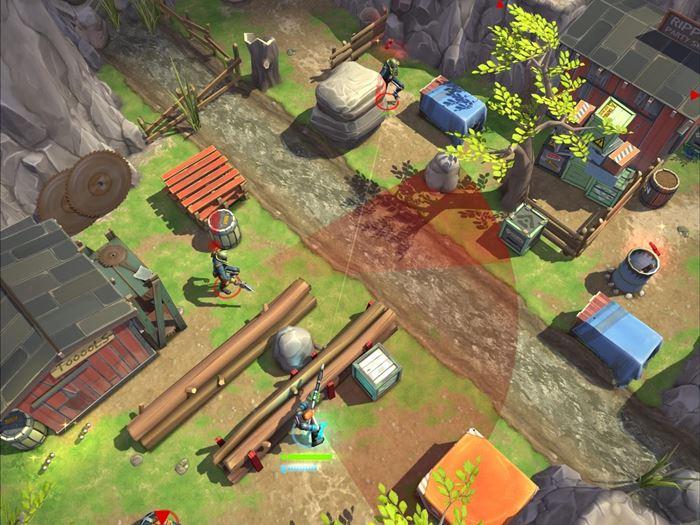 space-marshals-2-android-gameplay Top 10 Melhores Jogos de Ação de 2016 (Android e iOS)
