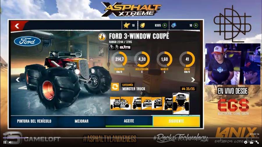 stream-gameloft-asphalt-xtreme-gameplay Asphalt Xtreme: vídeo mostra como será o gameplay do novo jogo da Gameloft
