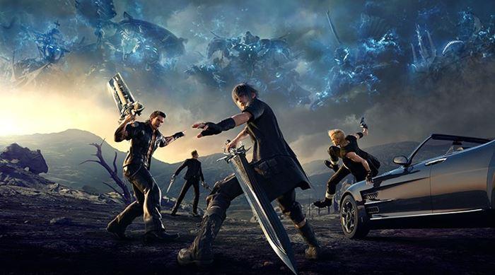 Final-Fantasy-XV-android-ios-apk-baixar Square Enix quer trazer Final Fantasy XV para os celulares, mas...