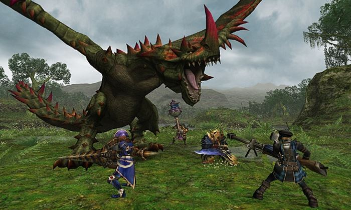 Monster-Hunter-Freedom-Unite-ppsspp-android-apk 25 Game Terbaik untuk Ditiru di PPSSPP (Android) # 1
