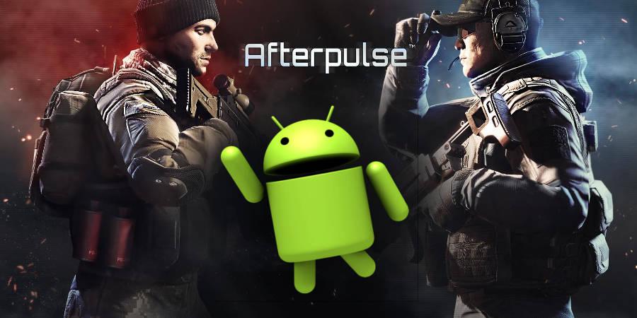 Afterpulse chega finalmente ao Android, mas apenas para tops de linha