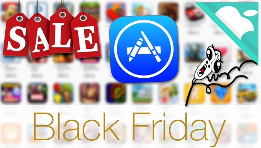 black-friday-app-store-iphone-ipad Black Friday: veja jogos para iPhone e iPad em promoção (alguns estão de graça!)