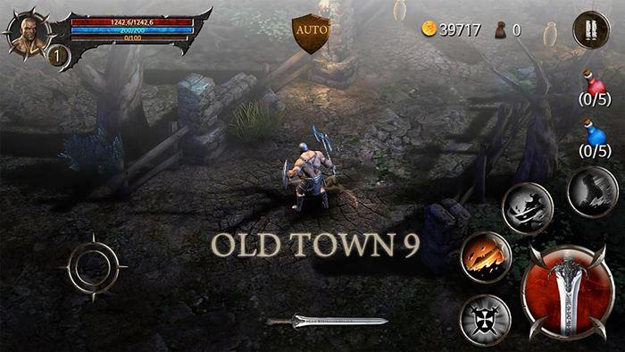 bloodwarrior-android-apk-baixar-ios BloodWarrior: RPG de ação com gráficos sensacionais (Android e iOS)