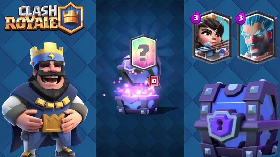 clash-royale-mais-cartas-lendarias Clash Royale: jogo ficou mais generoso ao longo de 2016