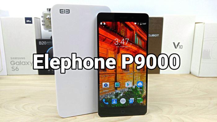 elephone-p9000 Top 10: Melhores Celulares para Jogos de 2016 (até R$ 1.000)