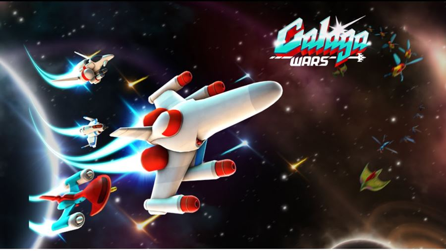 galaga-wars-android-ios-baixar-apk Galaga Wars - Jogo OFFLINE Grátis para Android e iOS