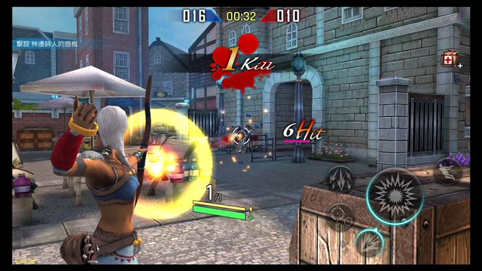 guns-rush-android-2 5 Jogos para Android parecidos com Overwatch