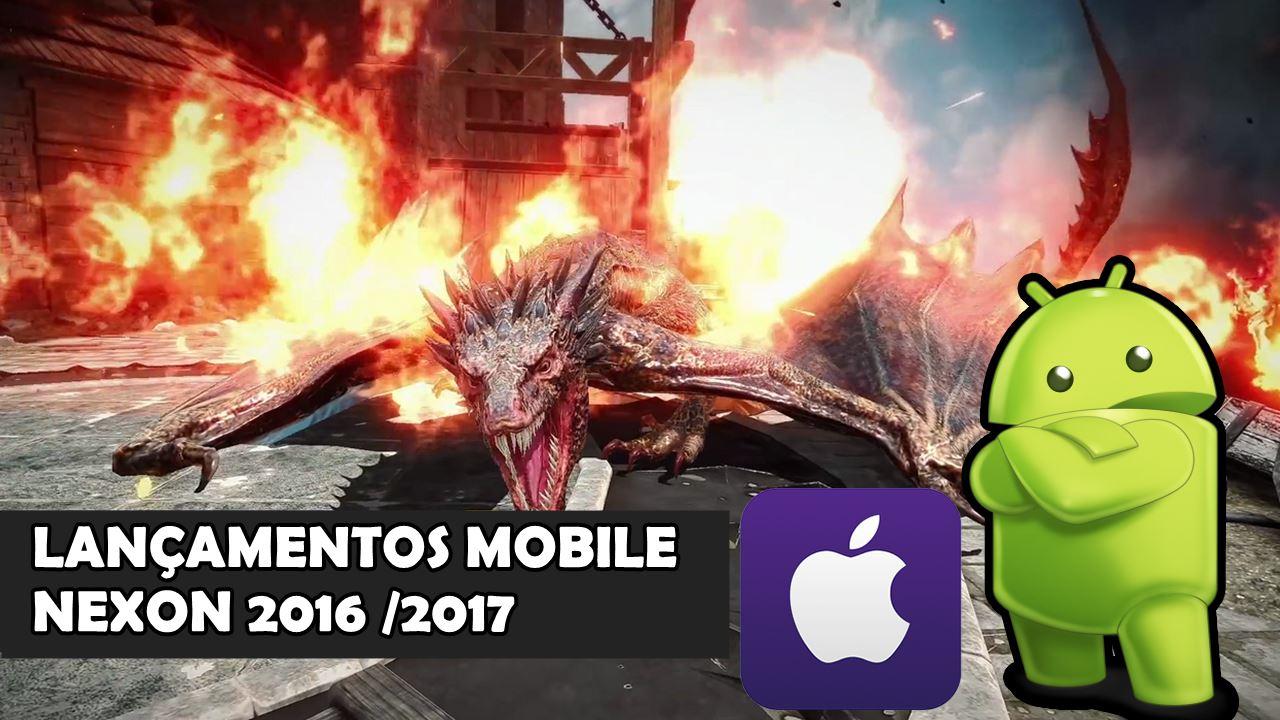 lancamentos-android-ios-nexon-2016-2017 Os Novos Jogos Android/iOS que a Nexon vai Lançar em 2017