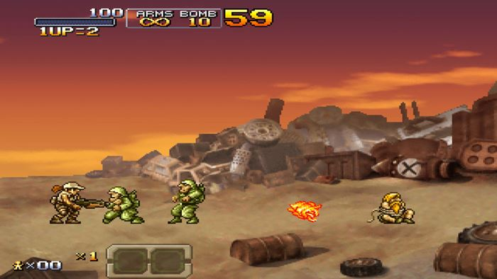 metal-slug-xx-ppsspp-android-apk 25 Melhores Jogos para Emular no PPSSPP (Android) #1