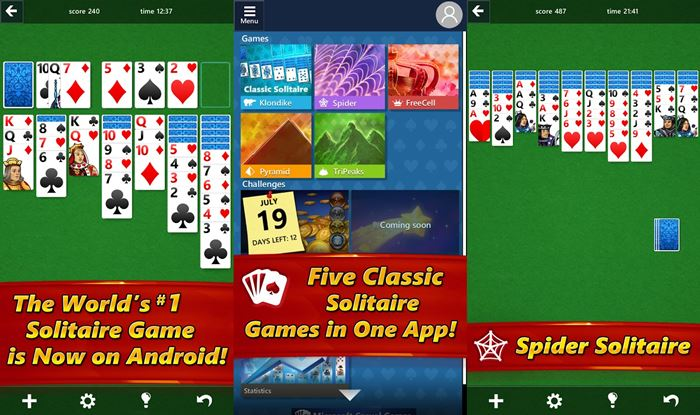 microsoft-solitaire-collection-android Melhores Jogos para Android da Semana #47 de 2016