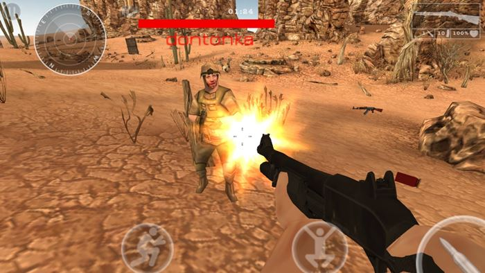 natural-born-soldier-android-apk-baixar-ios-2 Natural Born Soldier: game de tiro com mapas gigantescos para Android e iOS