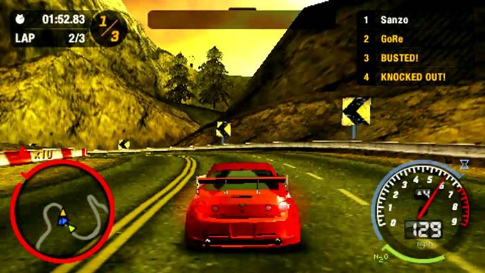 need-for-speed-most-wanted-ppsspp-android-apk 25 Melhores Jogos para Emular no PPSSPP (Android) #1