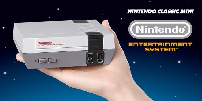 nintendo-nes-classic Mini NES lançado pela Nintendo tem processador de celular Android
