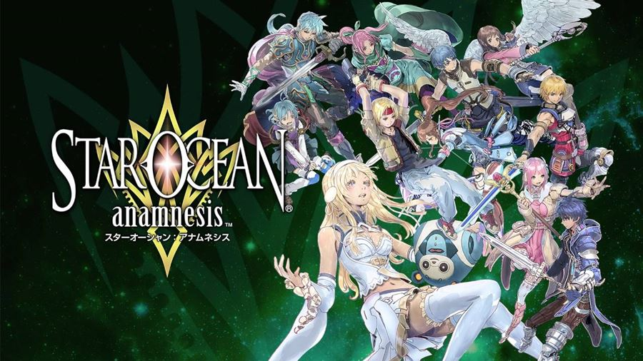 star-ocean-android-ios Star Ocean: Anamnesis para Android e iOS ganha vídeo com gameplay