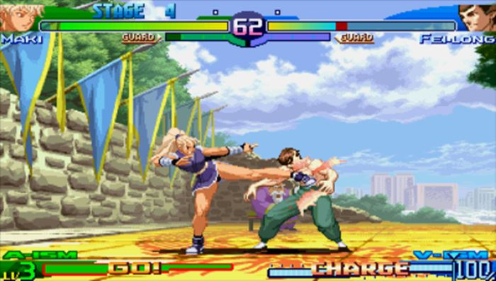 street-fight-asphal-3-max-ppsspp-android-apk 25 Melhores Jogos para Emular no PPSSPP (Android) #1