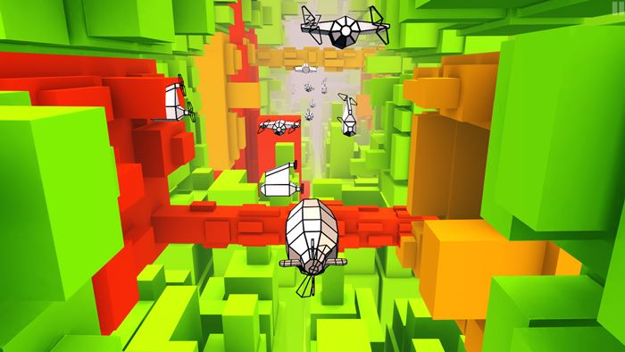 voxel-fly-vr-android-apk 25 Melhores Apps e Jogos de Realidade Virtual (VR) no Android