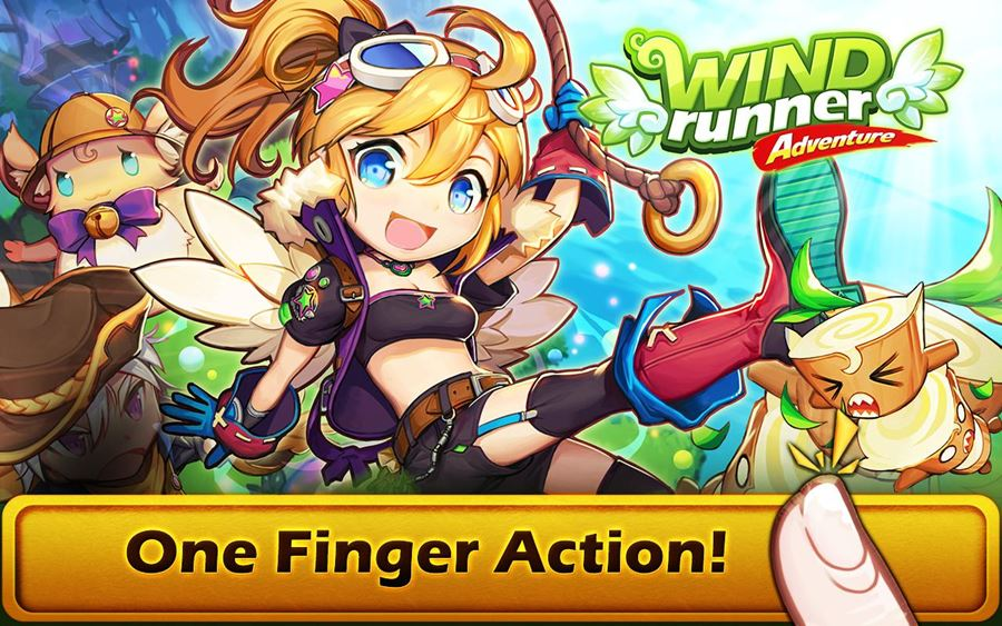 wind-runner-adventure-android-baixar-apk Wind Runner Adventure - Jogo OFFLINE para Baixar Grátis no Android e iOS