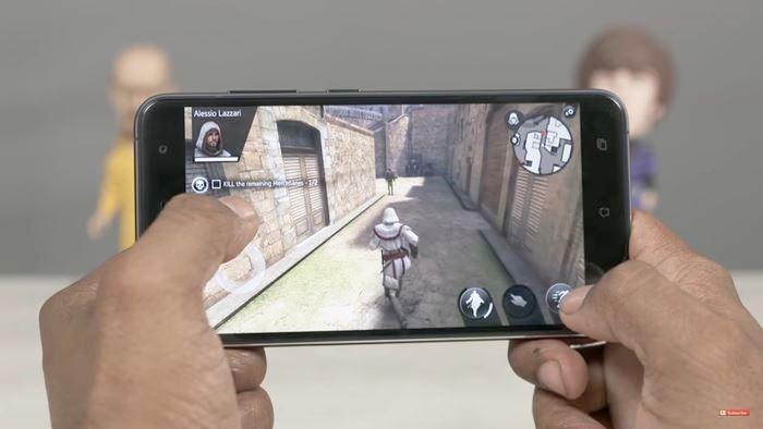 zenfone-3-celular-para-jogar Top10: Melhores Celulares para Jogos até R$ 1.500 (Black Friday)