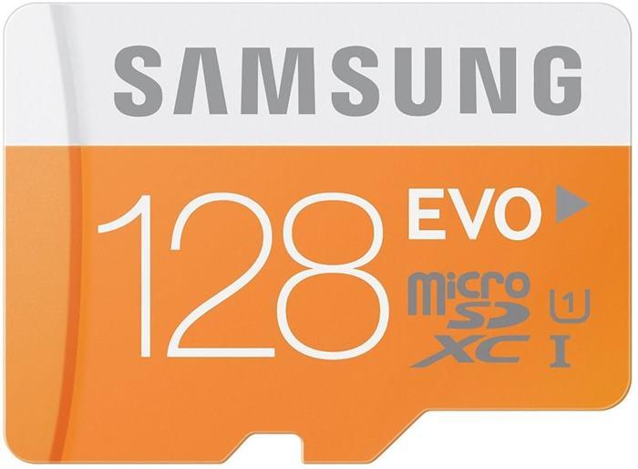 carto-micro-sd-sdxc-samsung-evo-128gb-class-10-48mbs-cartao-microsd Melhores Acessórios para Equipar o seu Celular Android (ed. 2016)