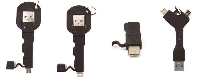 chaveiro-usb-newlink NewLink lança cabos microUSB e USB-C no formato de chaveiros