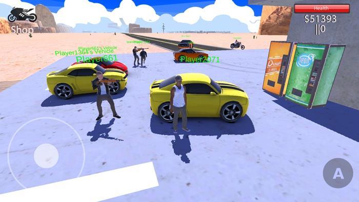 freeroam-city-online-apk-android-1 Freeroam City: Game estilo GTA tem modos online e offline (Android)