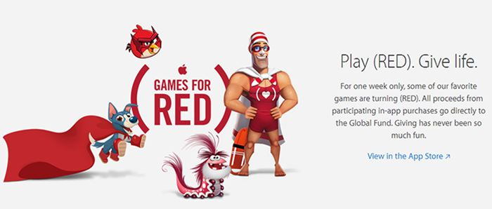 "gamer-for-red-app-store-apple-iphone-ipad Todos os jogos ficaram vermelhos? Entenda o ""RED"" na App Store"