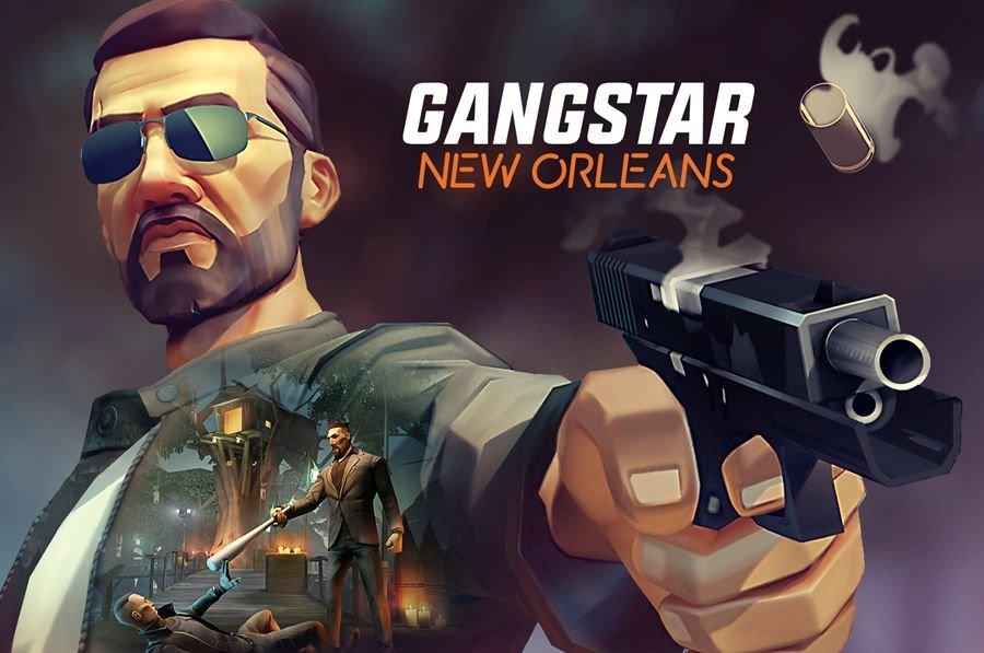 Gangstar New Orleans é lançado para iPhone! Veja gameplay em português
